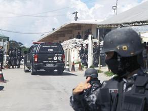 Policía brasileña detiene a 937 sospechosos de homicidio y feminicidio