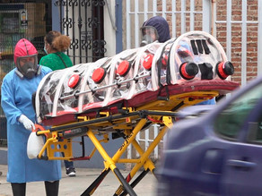 México reporta 564 nuevas muertes y 10.139 nuevos casos de coronavirus