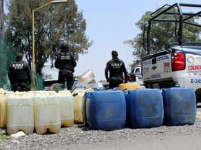 Bajó 91% robo de combustibles en 2019: Pemex