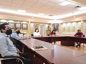 Fortalecen red de coordinación, juzgados del Poder Judicial en Chiapas