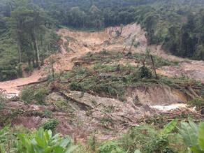 Gobierno mantiene atención oportuna a familias chiapanecas afectadas por lluvias