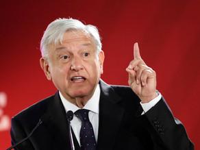 "Presidencia interpone recurso contra ""censura"" del INE a AMLO"