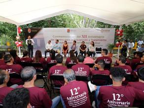 A través del programa Justicia Terapéutica del Centra se fortalece la reinserción social en Chiapas