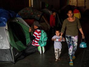 EU reinicia casos de asilo de 25.000 migrantes con apoyo de México y ONU