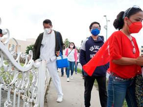 México reporta 748 nuevas muertes y 11.808 nuevos casos de coronavirus