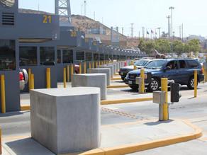 México y EUA extienden restricción de viajes no esenciales en la frontera hasta agosto