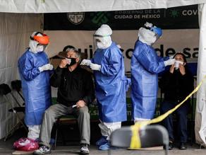 México llega a las 95 mil 27 muertes y 967 mil 825 casos de COVID-19