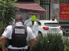Asesinan a balazos a un periodista en Michoacán