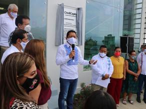 Acciones de seguridad y justicia generan certeza a la inversión privada en Chiapas: Llaven Abarca