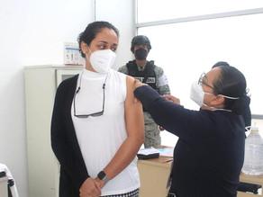 Médicos particulares exponen que no han sido contemplados para vacuna anticovid