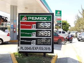 Gasolineras deben bajar los precios: Profeco