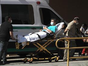 México suma 484 nuevas muertes por coronavirus y alcanza los 218.657 decesos
