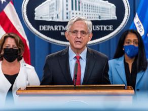 Departamento de Justicia de EU demanda a Texas para bloquear la ley antiaborto