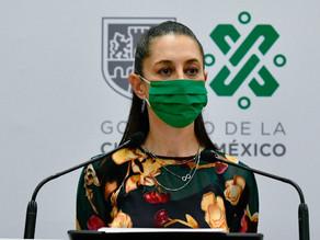 Covid no da tregua a CDMX mientras llegan 500 médicos cubanos