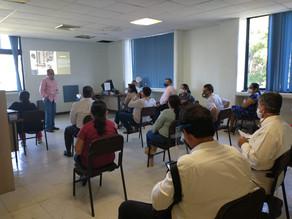 Poder Judicial refuerza acciones preventivas de salud en Distrito Judicial de Tapachula