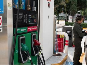 En23 estados,gasolina cuesta 13 pesos