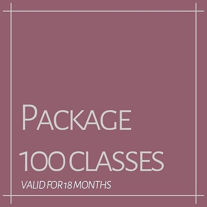 100 CLASS