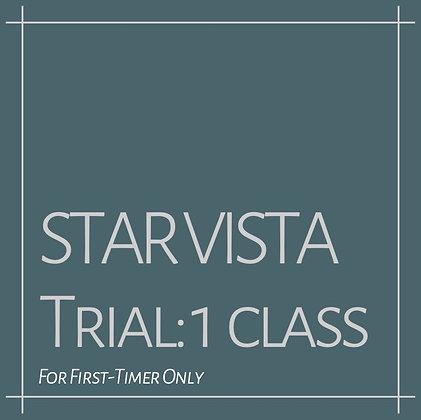 STAR VISTA TRIAL: 1 CLASS