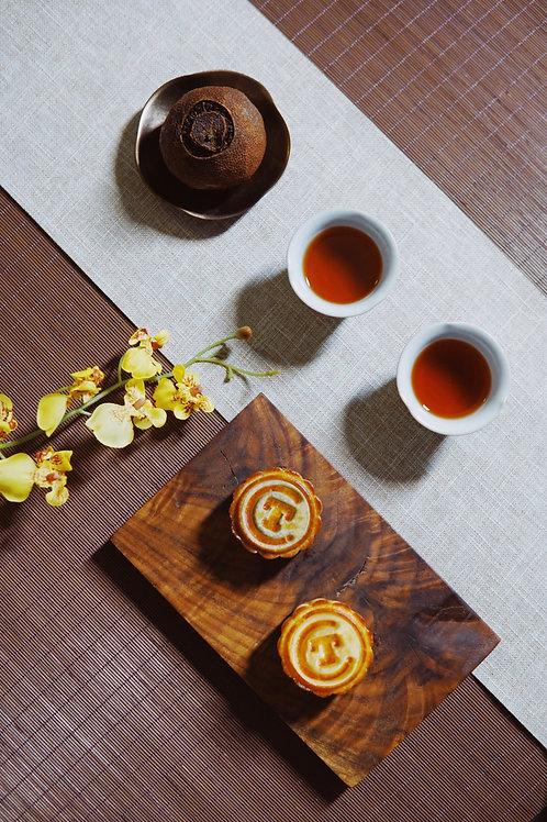 陳皮普洱月餅禮盒