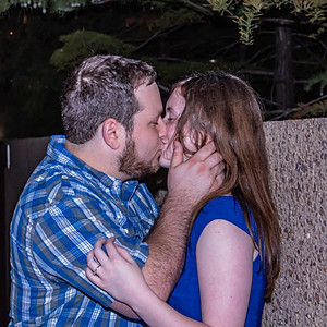Fort Worth Water Gardens (Engagements)