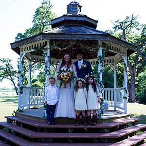 Sheppard's Creek | Alvarado, TX | Wedding