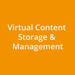 Virtual Content Storage & Management