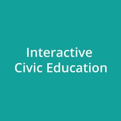 Interactive Civic Education