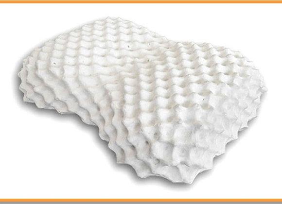 หมอนยางพาราแท้ ทรงรังไข่ Heart Pillow
