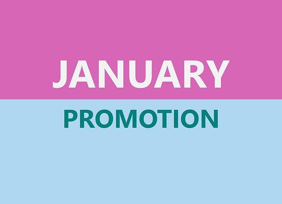 Promotion January 2021