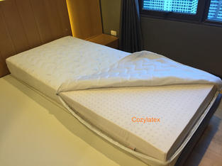 ที่นอนยางพารา 3.5ฟุตหนา 8นิ้ว