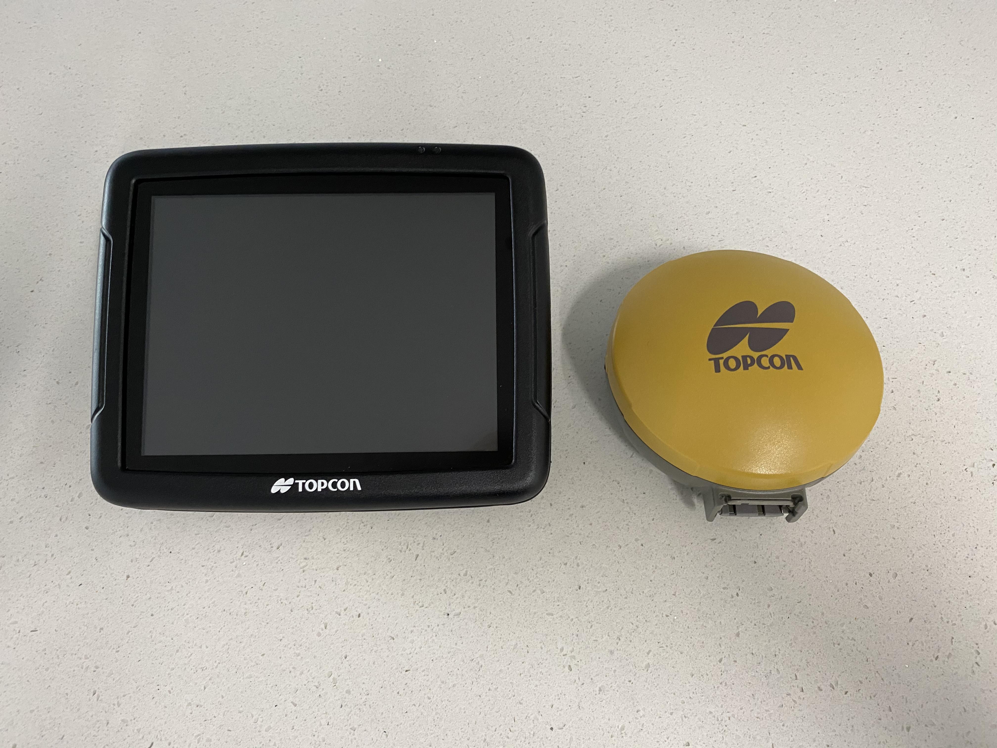 Topcon X25 and SGR-1 Light Bar Kit