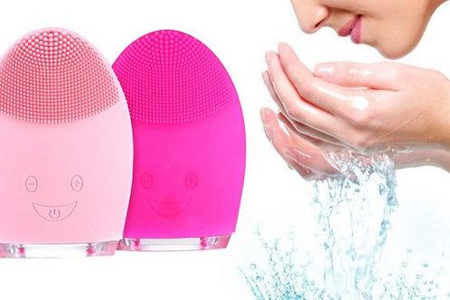 Ультразвуковая щетка для очищения лица