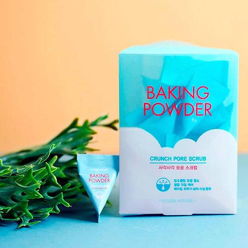 ETUDE HOUSE Скраб для лица Baking Powder Crunch Pore Scrub