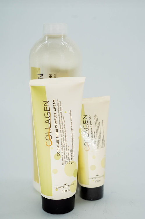 [ESTHETIC HOUSE] КОЛЛАГЕН И РАСТИТ. ЭКСТРАКТЫ_Крем д/лица COLLAGEN HERB COMPLEX
