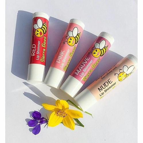 Натуральные бальзамы для губ Sierra Bees