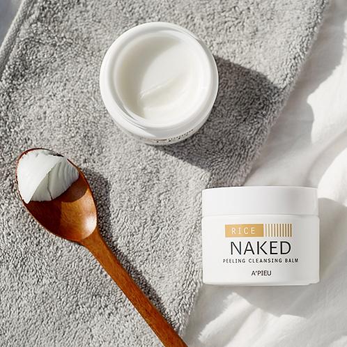 A'Pieu Очищающий пилинг-бальзам Naked Peeling Cleansing Balm