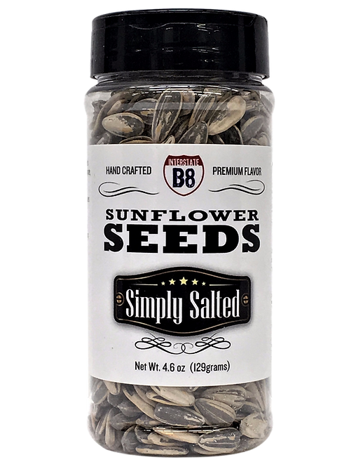 Simply Salted Sunflower Seeds
