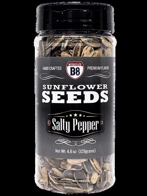 Salty Pepper Sunflower Seeds