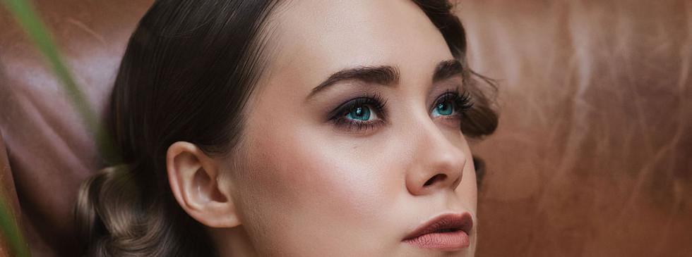 Foto: Cina Uicker H&M: Danijela Imamovic Model: Judith Caspari
