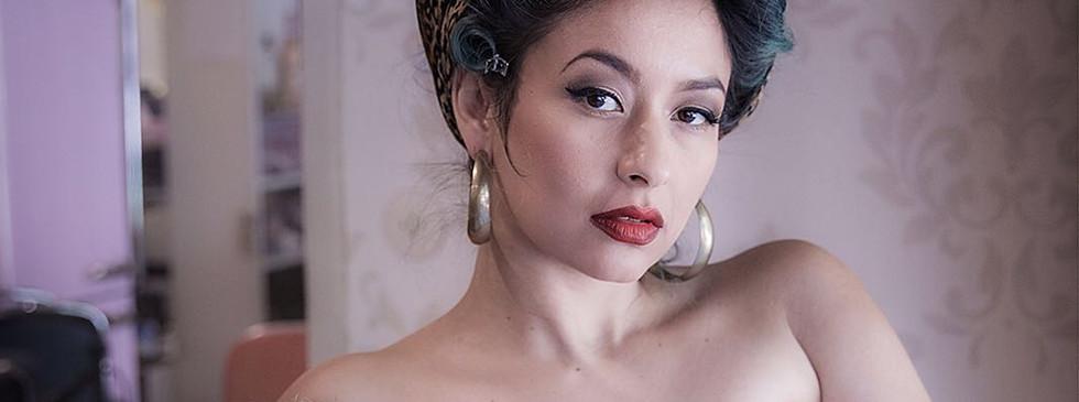 Foto: Cina Uicker H&M: Danijela Imamovic Models: Carla & Roger für Betty Bangs Stuttgart