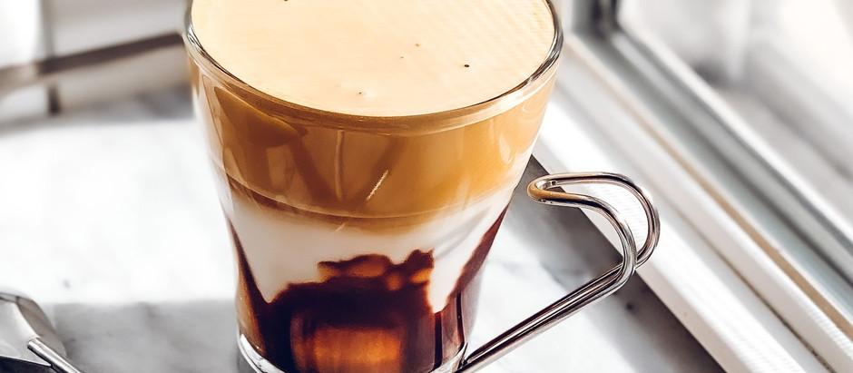 Chocolate Dalgona Coffee