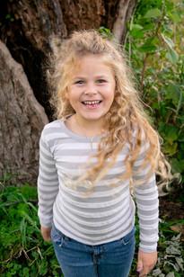 outdoor children portrait photography