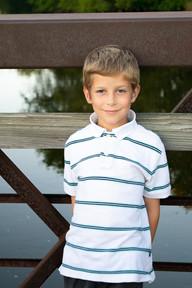 Children outdoor portrait