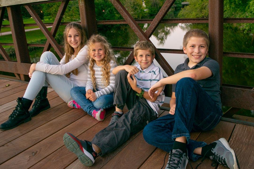 children group portrait
