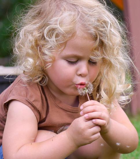 Natural children portraits