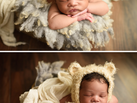 Northern Virginia Newborn Photographer | Austin