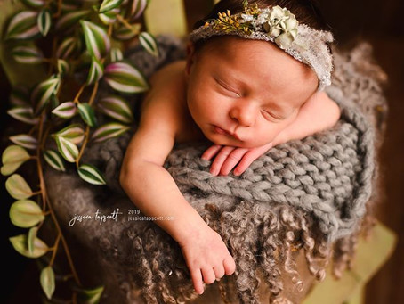Saylah | Northern Virginia Newborn Photographer