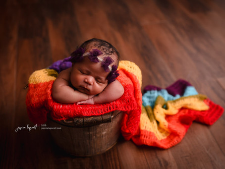 Karter | Northern Virginia Newborn Photographer