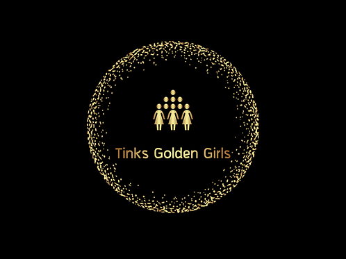 Tinks Golden Girls Tshirt