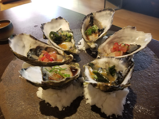 Oysters in Adelaide, Australia